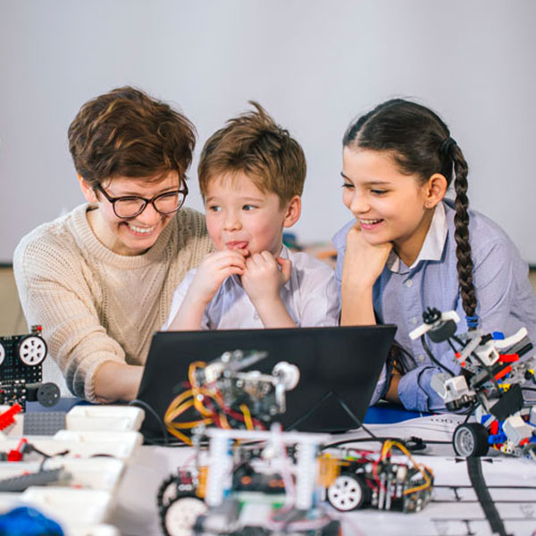 Coding per i piccoli – di Giuliana Finco – 1a Edizione