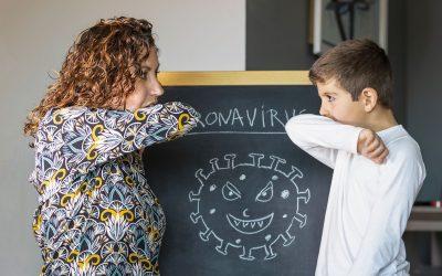 """COVID-19 e scuola: l'arte di essere un """"insegnante resiliente"""""""