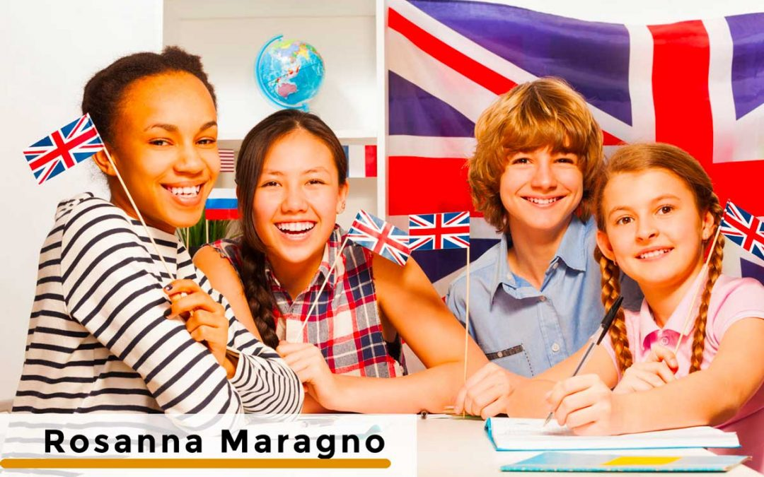 Teaching english is fun! – Per Soci