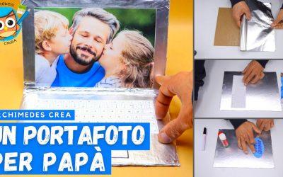 Un portafoto per papà