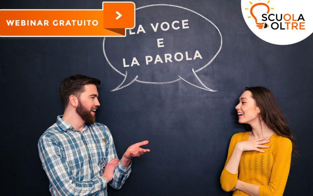 La voce e la parola